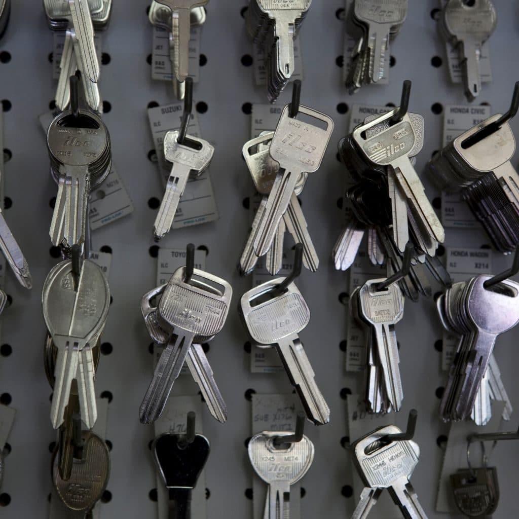 clés lyon