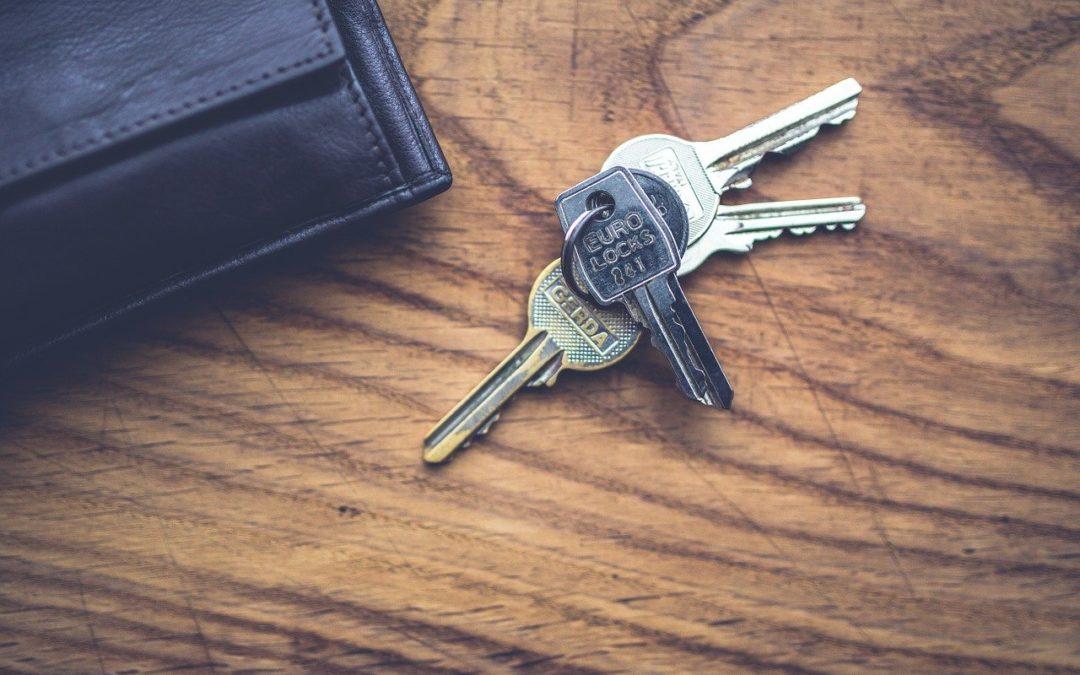 ne pas perdre ses clés